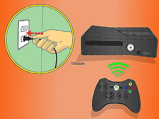 ขั้นตอนง่ายๆในการแก้ไข Xbox One ที่จะไม่เชื่อมต่อกับ Live