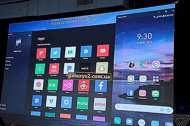 Alkalmazásfrissítések ellenőrzése a Samsung (Android 10) rendszeren
