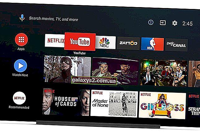 Ako sledovať filmy a televízne programy v režime offline na zariadení Android