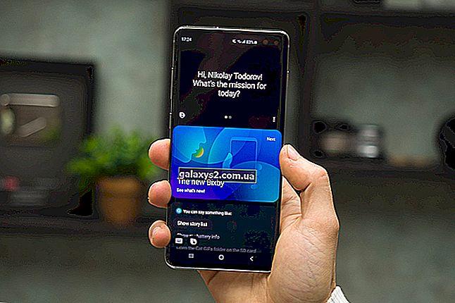 Jak wyłączyć Bixby na Samsung Galaxy S10 Plus