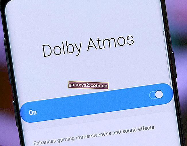 Як підвищити якість звуку за допомогою Dolby Atmos Galaxy S10