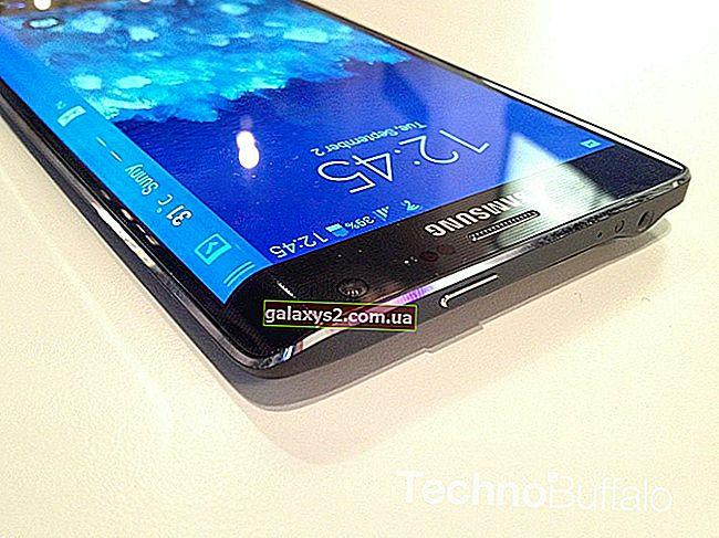 Samsung Galaxy Note 9: безпечний режим, стирання розділів кешу та скидання програм