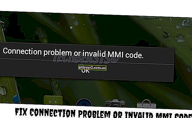 So beheben Sie ein Verbindungsproblem oder einen ungültigen MMI-Codefehler
