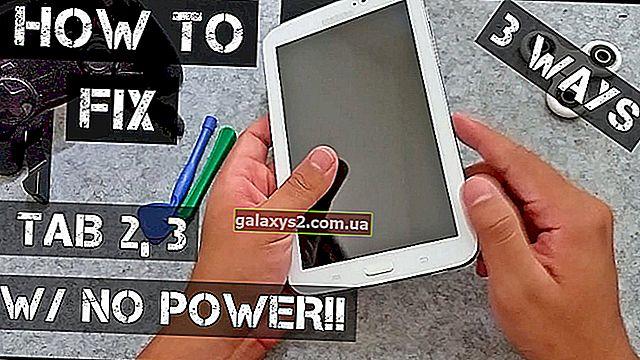 So beheben Sie das Galaxy Tab A lässt sich nicht einschalten | Kein Strom oder reagiert nicht