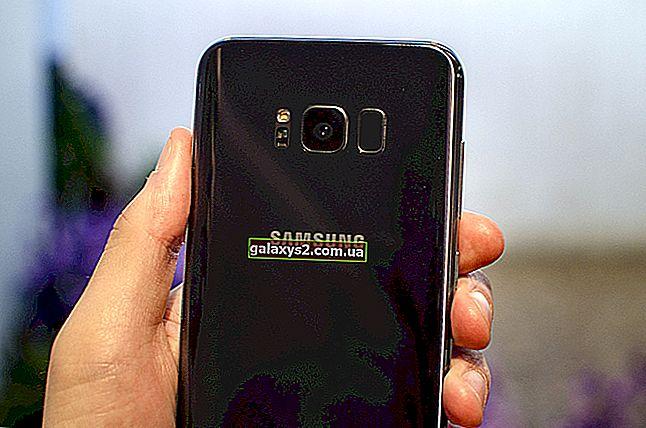 A nem töltődő Samsung Galaxy S8 javítása
