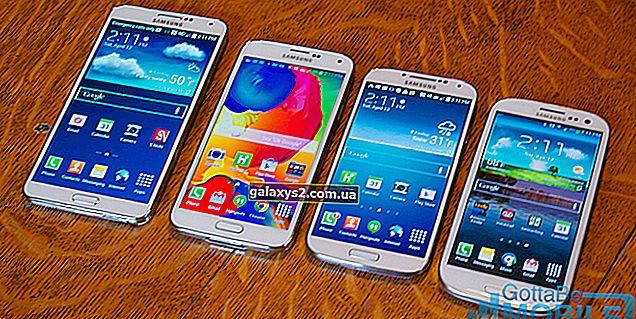 Усунення несправностей Samsung Galaxy S3