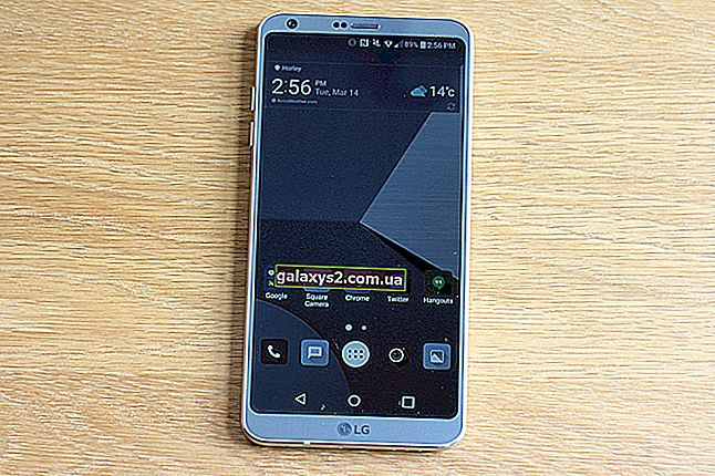 画面のちらつきの問題でLGG6を修正する方法