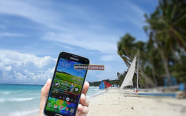 Як виправити заморожування, не реагувати на проблеми із повільною продуктивністю на Samsung Galaxy S5