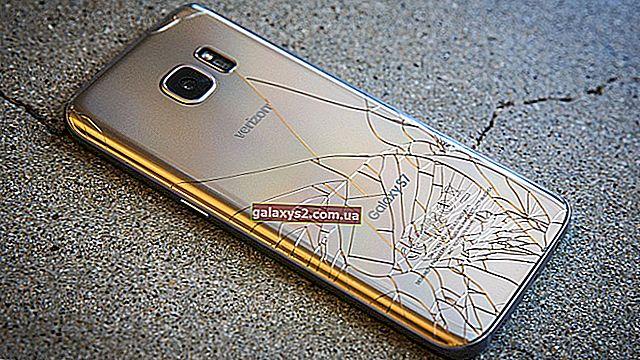 วิธีการดึงข้อมูลจาก Samsung Galaxy S6 Edge ด้วยหน้าจอแตก / แตก