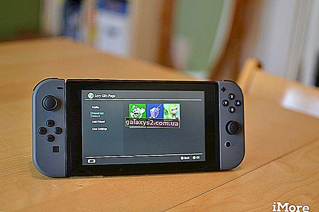 วิธีแก้ไขซอฟต์แวร์ Nintendo Switch ถูกปิดข้อผิดพลาด