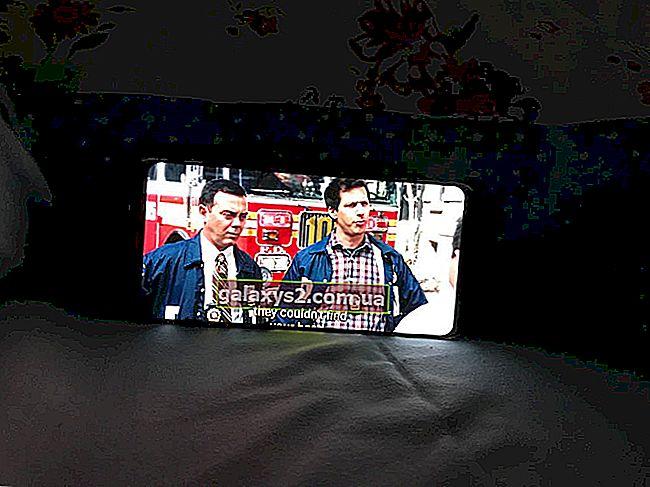 Телефонні дзвінки Samsung Galaxy S8 постійно падають