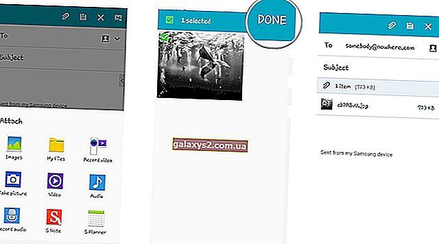 Як виправити вкладене текстове повідомлення Samsung Galaxy S9 не вдалося завантажити