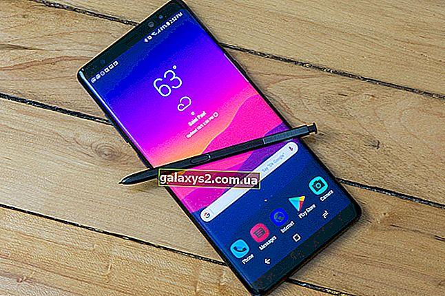 Що робити з новим Samsung Galaxy Note8 із проблемою мерехтіння екрану