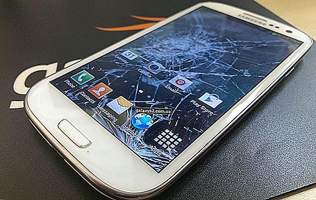 จะทำอย่างไรถ้าหน้าจอ Samsung Galaxy J7 ของคุณเริ่มกะพริบ