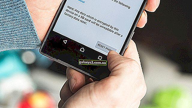 Motorola Moto G7 จะไม่เชื่อมต่อกับ WiFi นี่คือการแก้ไข