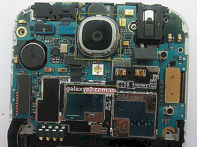 A fényképezőgép hibás problémájának kijavításának módjai a Samsung Galaxy S4-ben
