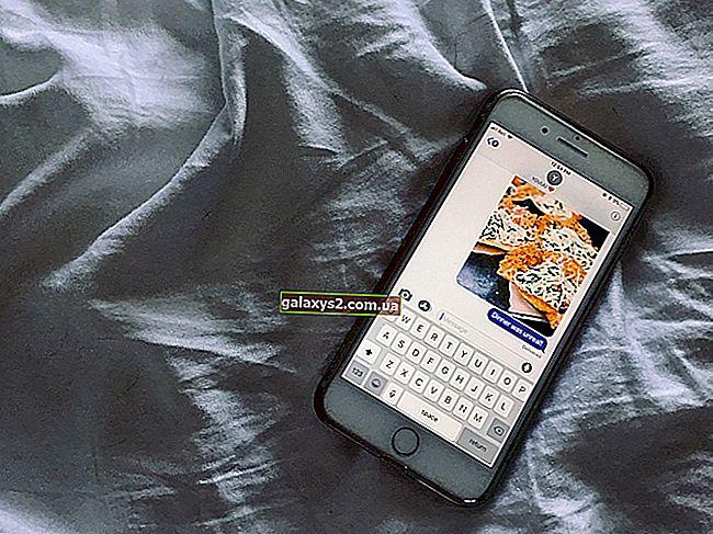 Megoldotta a Samsung Galaxy S8 + készüléket, amely nem kapott szöveges üzeneteket egyedi kapcsolattartóktól