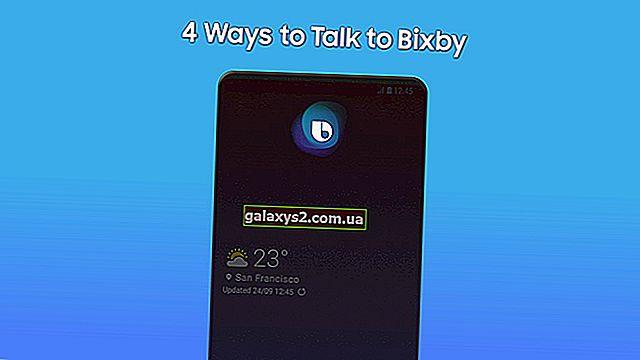 วิธีตั้งค่าและจัดการการตั้งค่า Bixby บน Galaxy S20