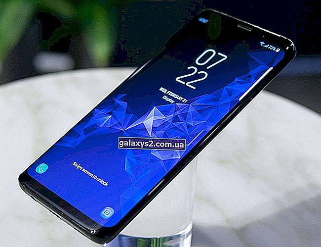 วิธีแก้ไข Samsung Galaxy Note 9 ไม่สามารถโทรวิดีโอได้