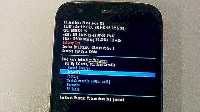 วิธีซ่อนรูปภาพบน Galaxy S7 Edge (โดยไม่ต้องติดตั้งแอพหรือแอพของบุคคลที่สาม)