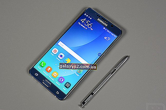 Galaxy Note 5 Tutorial: S Pen Setup