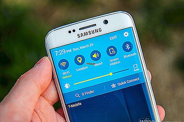 音が出ないSamsungGalaxy S6Edgeを修正する方法