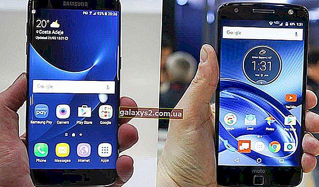 Що робити, якщо ваш Samsung Galaxy S7 Edge починає працювати повільно