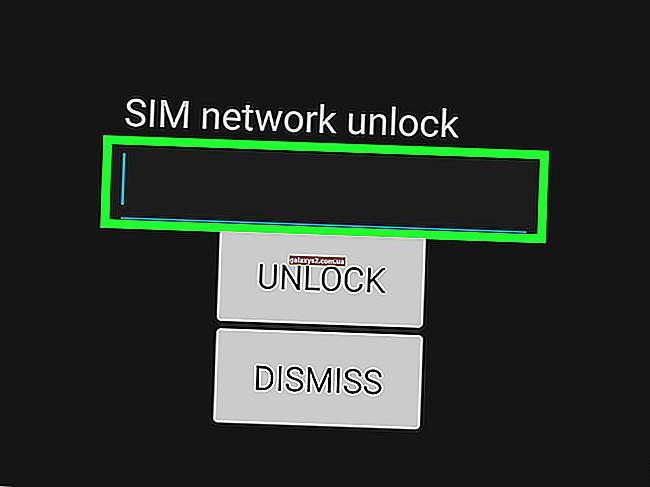 Як розблокувати телефон прямого розмови