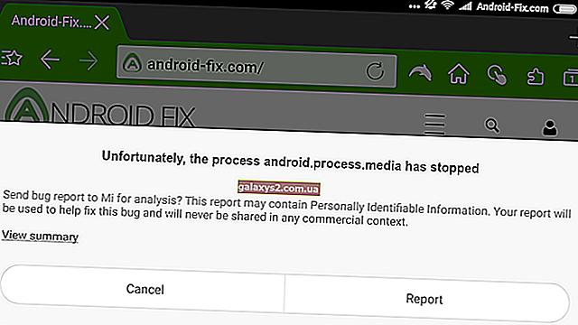 วิธีแก้ไข Android.Process.Media หยุดปัญหา