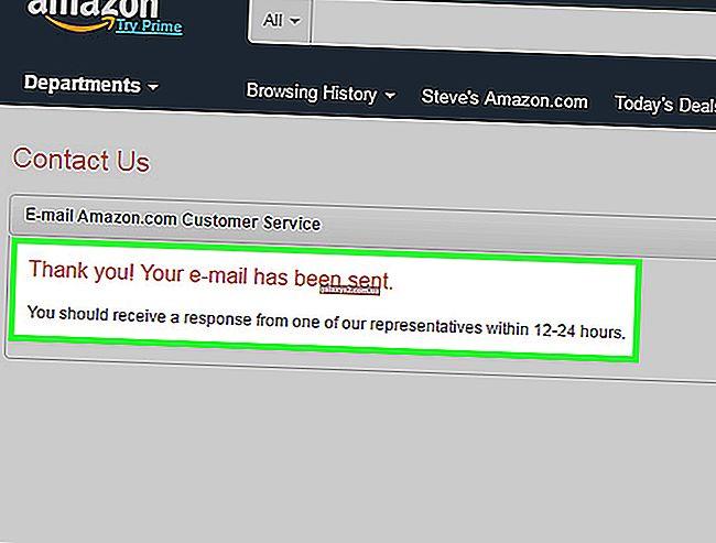 วิธีลบบัญชี Amazon