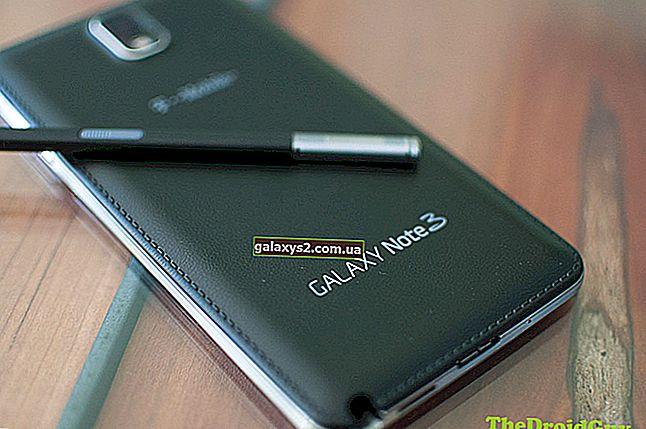 Виправлення проблем із замерзанням або повільною продуктивністю Galaxy Note 4
