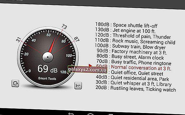 騒音レベルを測定するための7つの最高のデシベルメーターアプリ