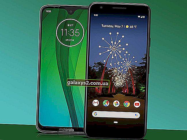 Pixel 3A проти Moto G7 - найкращий бюджетний телефон у 2020 році