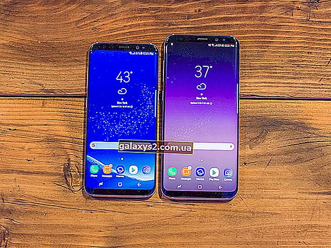 Усунення несправностей Samsung Galaxy S8 Plus