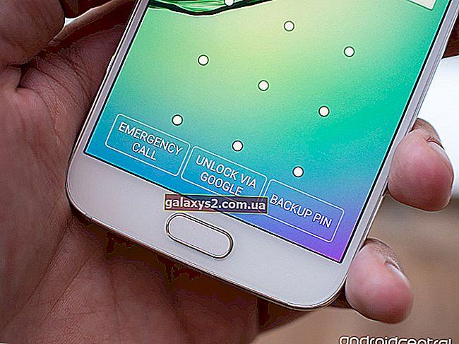 Egyszerű lépések a Galaxy S7 feloldásához, ha elfelejtette a PIN-kódot vagy a jelszót