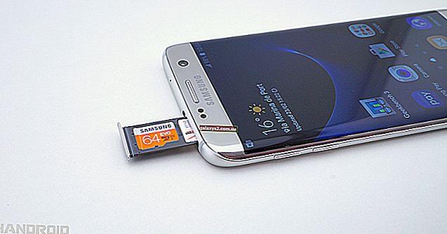 5 legjobb MicroSD memóriakártya a Galaxy S7-hez
