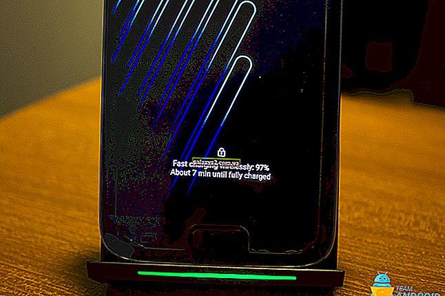 Kako popraviti Galaxy Note8, ko je brezžično polnjenje prenehalo delovati