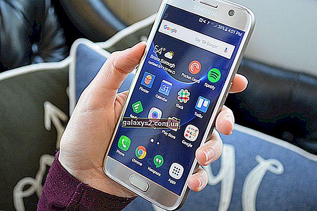 Як виправити Samsung Galaxy S7 Edge із застиглим екраном, що не реагує