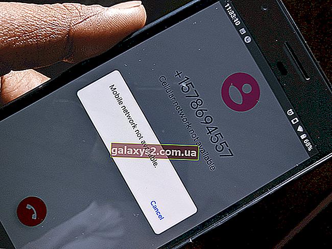 Как исправить ошибку «Мобильная сеть недоступна» на Galaxy S8