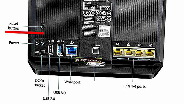 Jak zresetować hasło routera ASUS