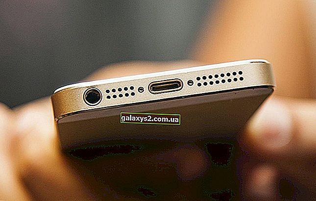 Як виправити Galaxy S8, який більше не буде швидко заряджатися