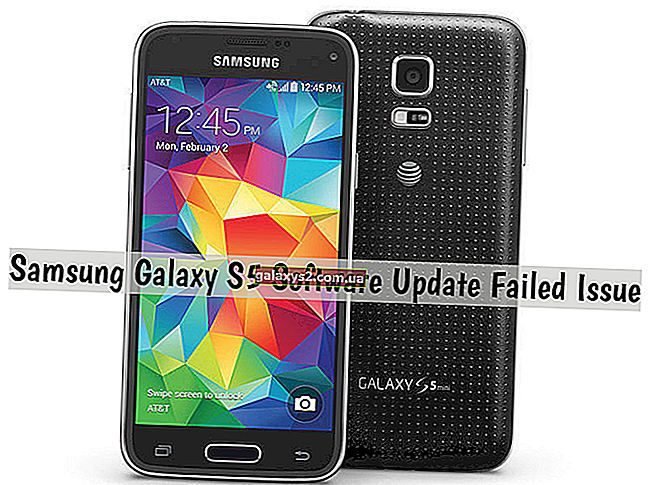 Як виправити проблеми з оновленням програмного забезпечення Samsung Galaxy S5