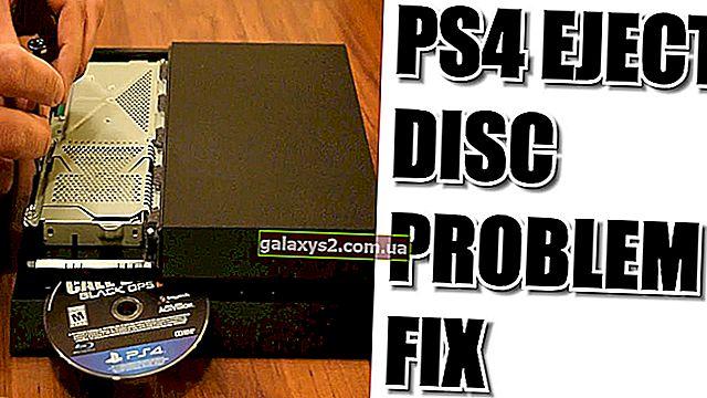 Як виправити PS4 продовжує виймати диски | Не виймає диски