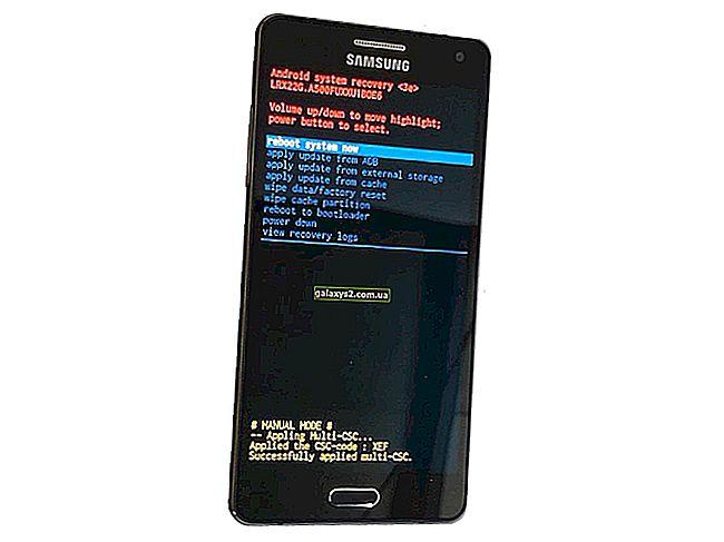 Як відновити заводські налаштування або головний скинути Samsung Galaxy S9 (прості кроки)