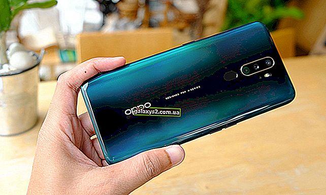 9 โทรศัพท์ที่ดีที่สุดพร้อมแบตเตอรี่แบบถอดได้ในปี 2020