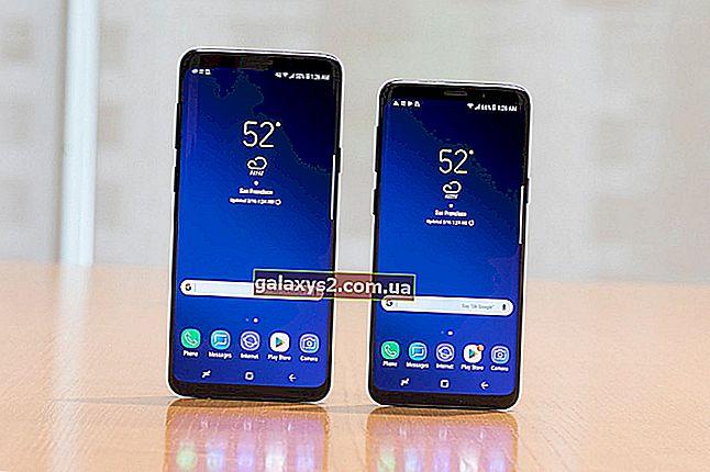 So aktivieren Sie den Entwicklermodus auf Galaxy S9 und S9 +
