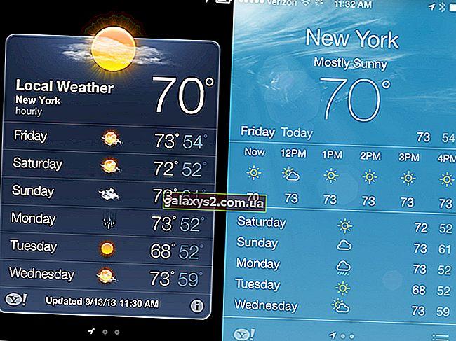 7 besten kostenlosen Wetter-Apps für Android im Jahr 2020