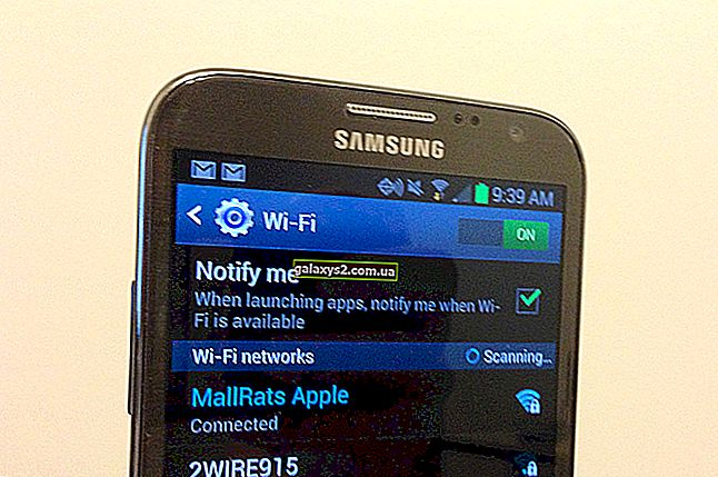 サムスンギャラクシータブA10.1がWi-Fiの問題に接続しない問題を修正する方法