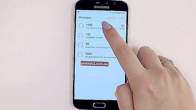 Як налаштувати голосову пошту на Android