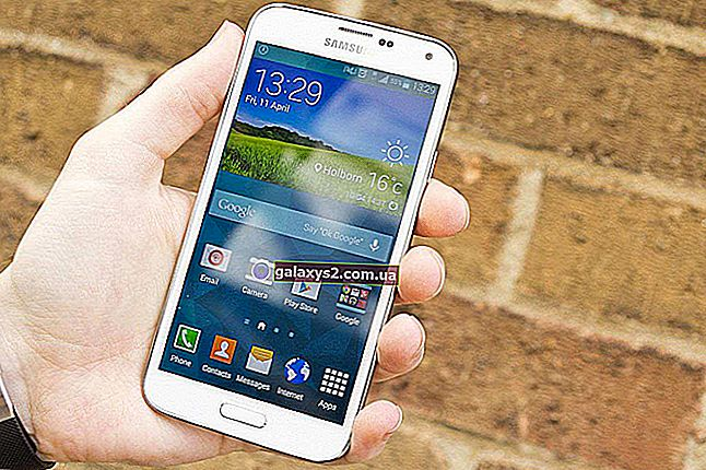 Блокування дзвінків та SMS Samsung Galaxy S4